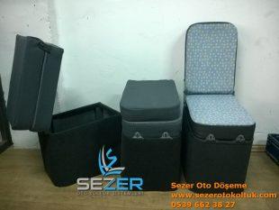 Sprinter 2013 Model Ön koltuk Arası Hostes Koltuk